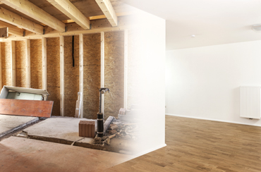renovation interieur (Indre 36)